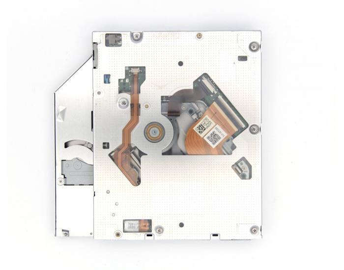 Superdrive SATA 12.7mm, CD-DVD brander