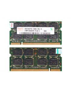 RAM geheugen, 555Mhz, DDR2, Mac Certified