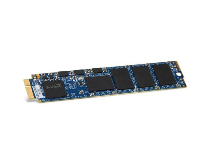 Aura Pro 6G SSD, voor MacBook Air 2012