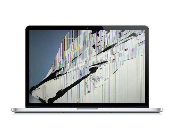 MacBook Retina display replacement