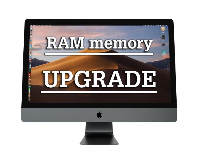 * RAM UPGRADE - iMac Pro A1862, 2017