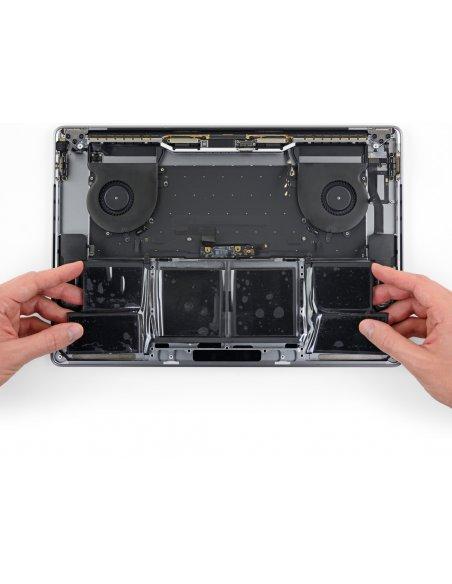 Battery installation MacBook Pro Retina 2016-2018