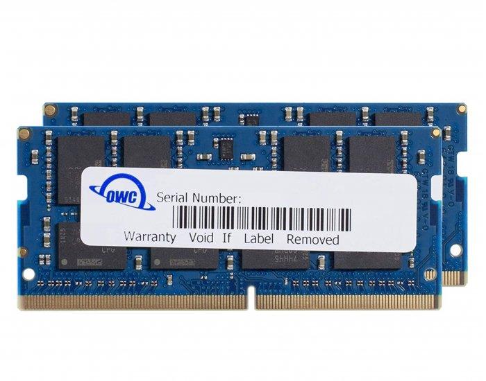 RAM memory, 2666Mhz, DDR4, Mac Certified