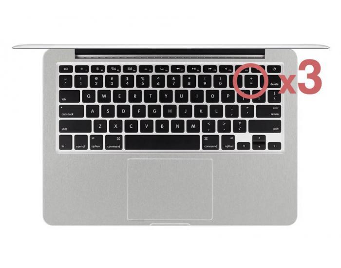 3x Toetsen, MacBook Air 13 inch - A1369, A1466