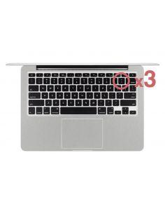 3x Toetsen, MacBook Pro A1278, A1286, A1297