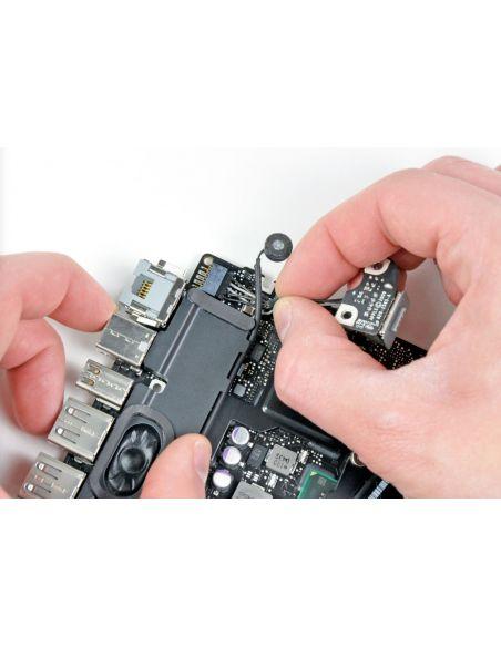 MagSafe bord installatie MacBook