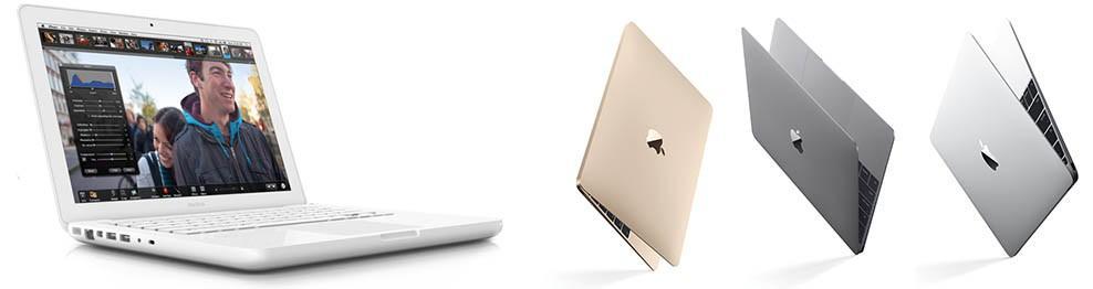 Apple MacBook onderdelen, accessoires, accu, oplader en reparatie