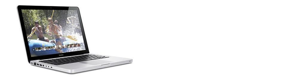 "MacBook 13"" A1278 Unibody Aluminium (2008)"