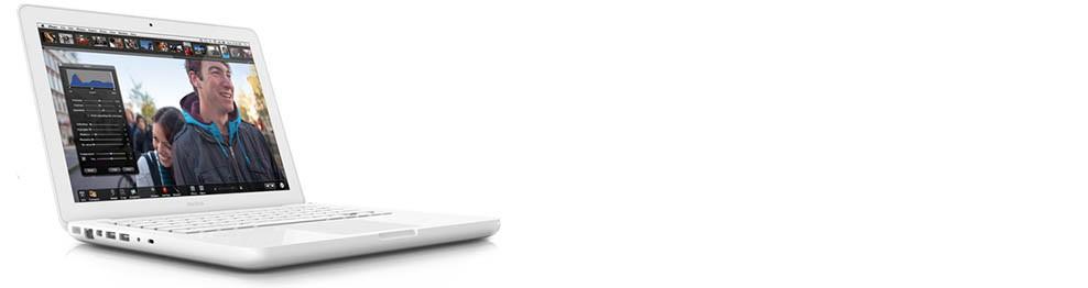 "MacBook 13"" A1342 Unibody White (2009-2010)"
