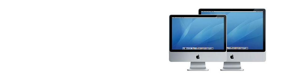 Apple iMac 24 Inch A1225  onderdelen, reparatie en upgrades